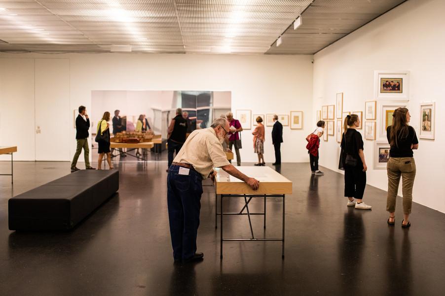 Bild 49 | Ausstellungseröffnung: Otto Zitko / Extraordinaire!