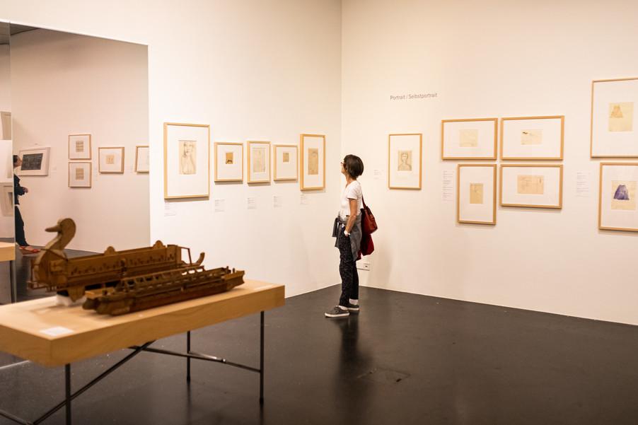 Bild 51 | Ausstellungseröffnung: Otto Zitko / Extraordinaire!