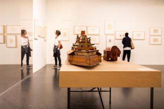 Bild 52 | Ausstellungseröffnung: Otto Zitko / Extraordinaire!