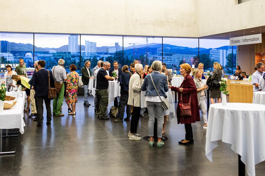 Bild 54 | Ausstellungseröffnung: Otto Zitko / Extraordinaire!