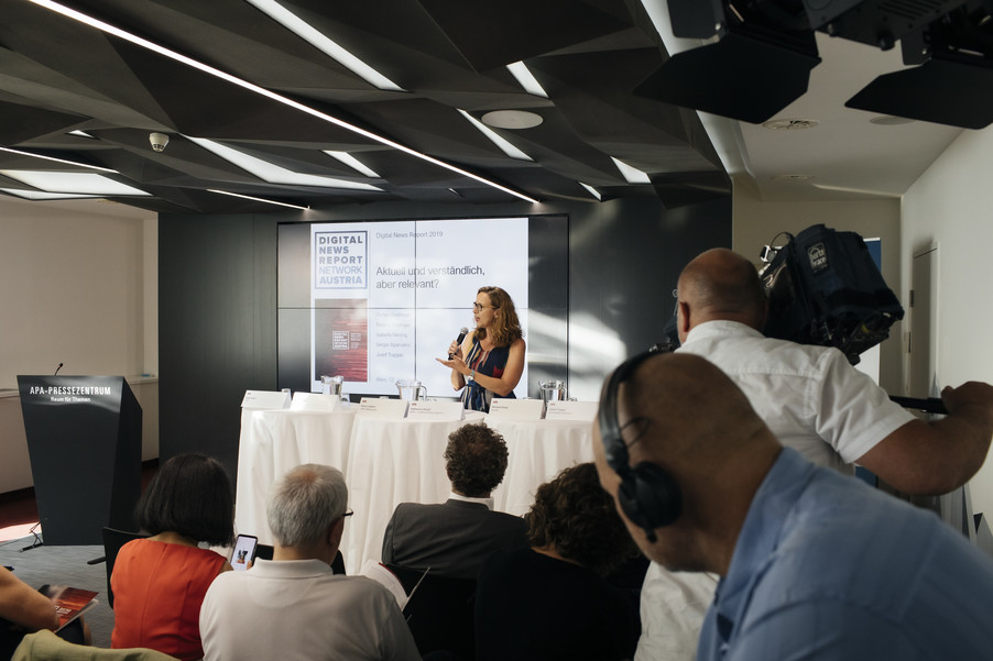 Bild 4 | Digital News Report 2019 - Österreichzahlen