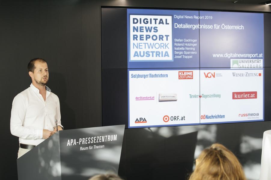 Bild 11 | Digital News Report 2019 - Österreichzahlen