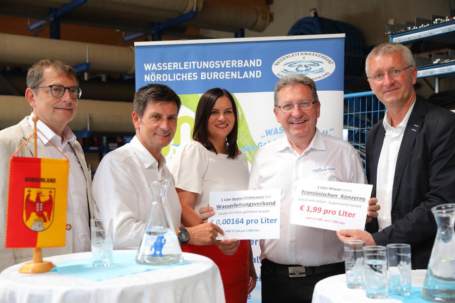Bild 102 | Tag der offenen Tür - Wasserleitungsverband Nördliches Burgenland