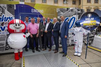 Bild 3 | Eröffnung in Graz 60 Jahre Kuratorium für Verkehrssicherheit