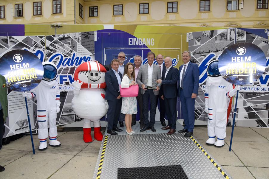 Bild 4 | Eröffnung in Graz 60 Jahre Kuratorium für Verkehrssicherheit