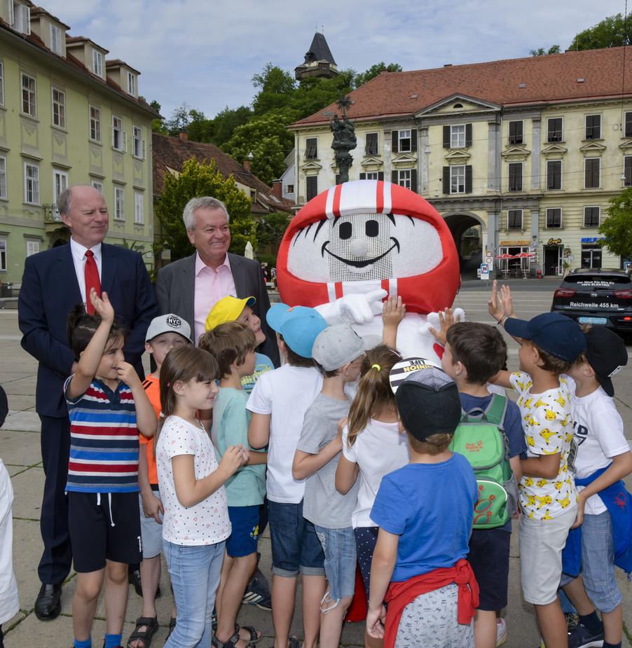 Bild 10 | Eröffnung in Graz 60 Jahre Kuratorium für Verkehrssicherheit