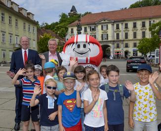 Bild 11 | Eröffnung in Graz 60 Jahre Kuratorium für Verkehrssicherheit