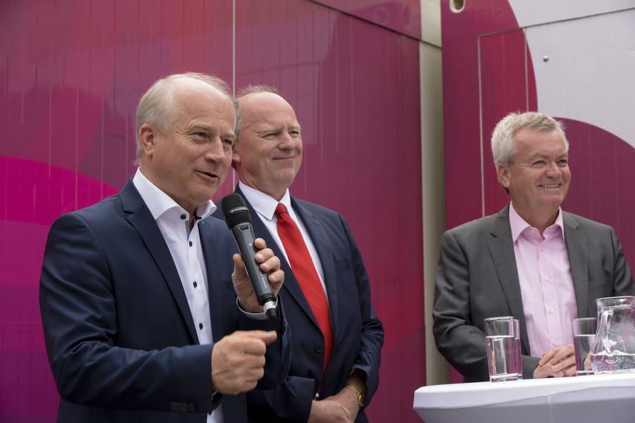 Bild 13 | Eröffnung in Graz 60 Jahre Kuratorium für Verkehrssicherheit