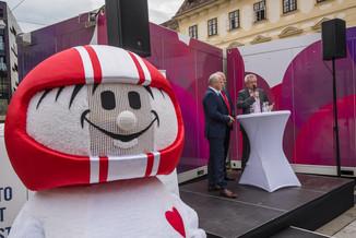 Bild 17 | Eröffnung in Graz 60 Jahre Kuratorium für Verkehrssicherheit