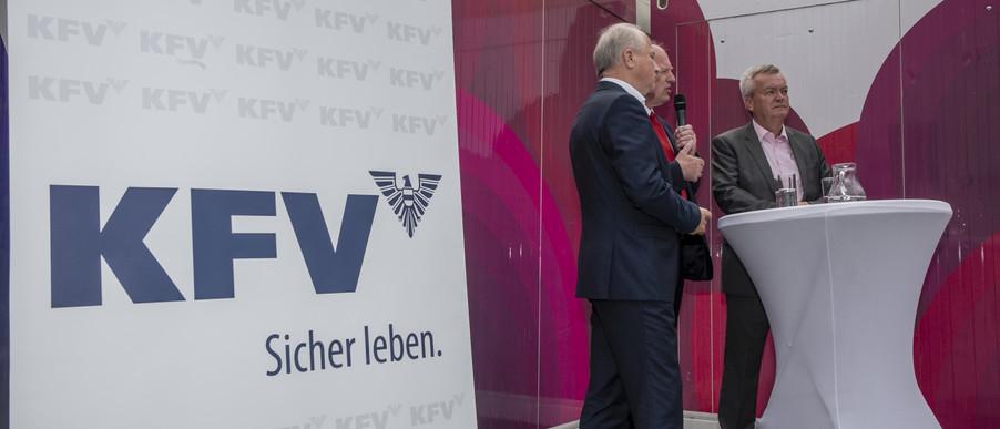 Bild 18 | Eröffnung in Graz 60 Jahre Kuratorium für Verkehrssicherheit
