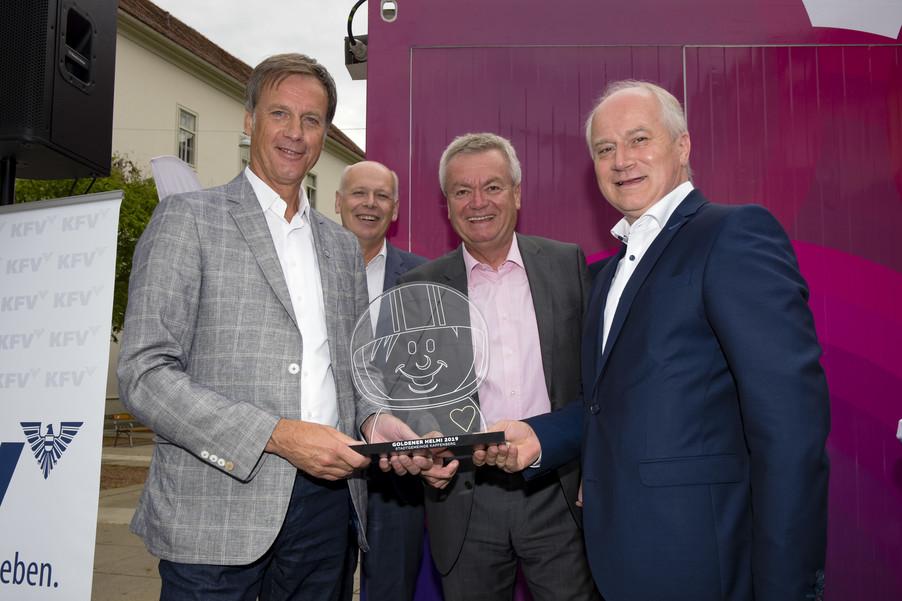 Bild 23 | Eröffnung in Graz 60 Jahre Kuratorium für Verkehrssicherheit