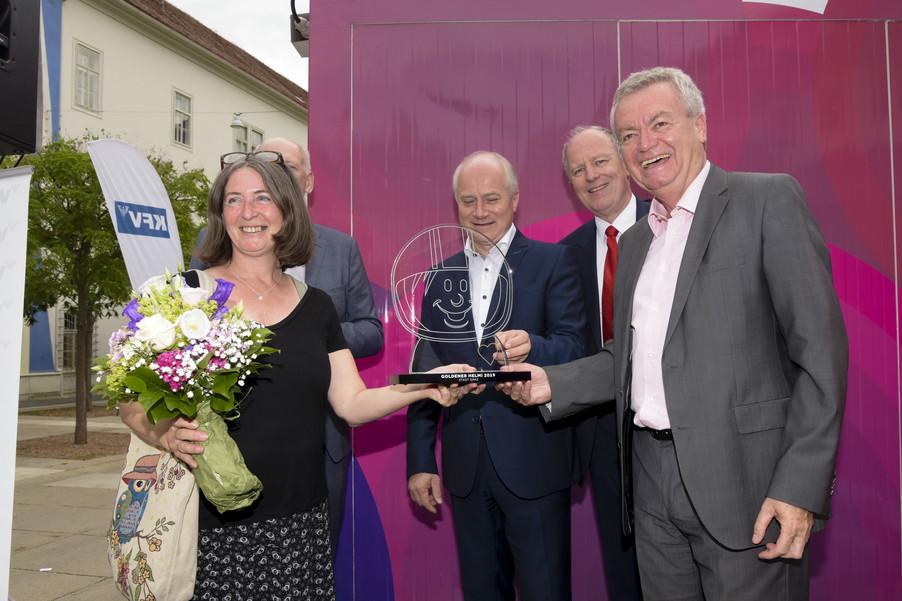 Bild 26 | Eröffnung in Graz 60 Jahre Kuratorium für Verkehrssicherheit