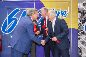 Bild 2 | Eröffnung in Graz 60 Jahre Kuratorium für Verkehrssicherheit