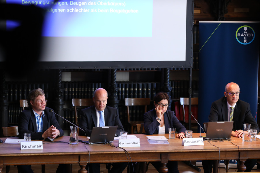 Bild 15 | Unterschätzte Gefahr Schaufensterkrankheit: ÖGIA fordert neue Maßnahmen, um Todesfälle zu ...