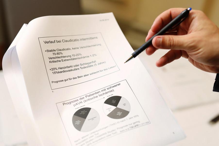 Bild 16 | Unterschätzte Gefahr Schaufensterkrankheit: ÖGIA fordert neue Maßnahmen, um Todesfälle zu ...