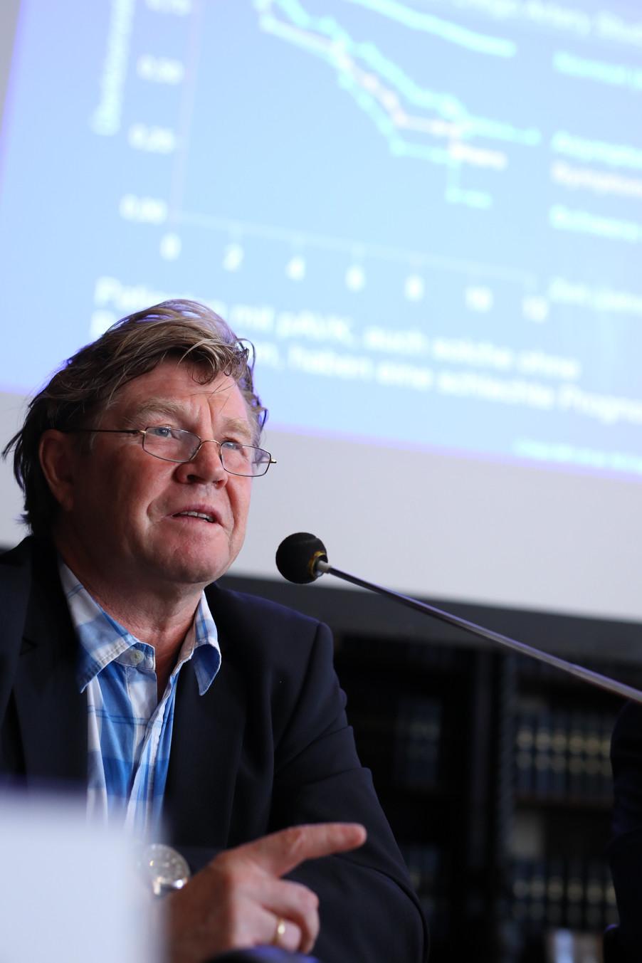 Bild 17 | Unterschätzte Gefahr Schaufensterkrankheit: ÖGIA fordert neue Maßnahmen, um Todesfälle zu ...