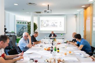 Bild 6 | Jahrespressegespräch der KEBA AG