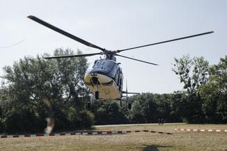 Bild 8 | Hubschrauberflug Vogelschutz
