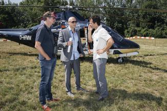 Bild 4 | Hubschrauberflug Vogelschutz