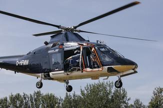 Bild 22 | Hubschrauberflug Vogelschutz