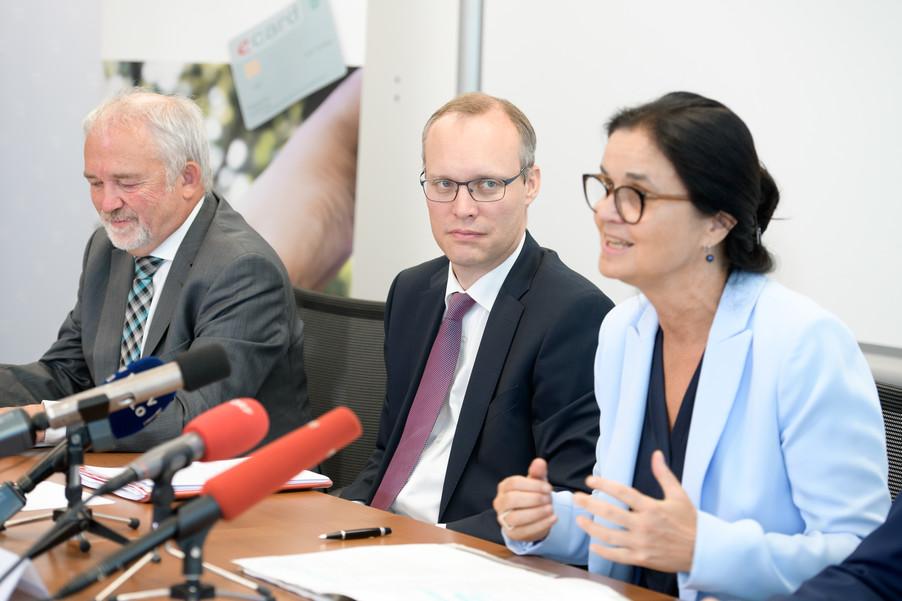 Bild 11 | Der Austausch von Sozialversicherungsinformationen  in der  EU ist jetzt online