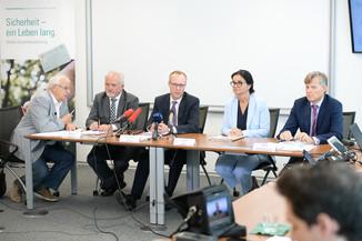 Bild 13 | Der Austausch von Sozialversicherungsinformationen  in der  EU ist jetzt online
