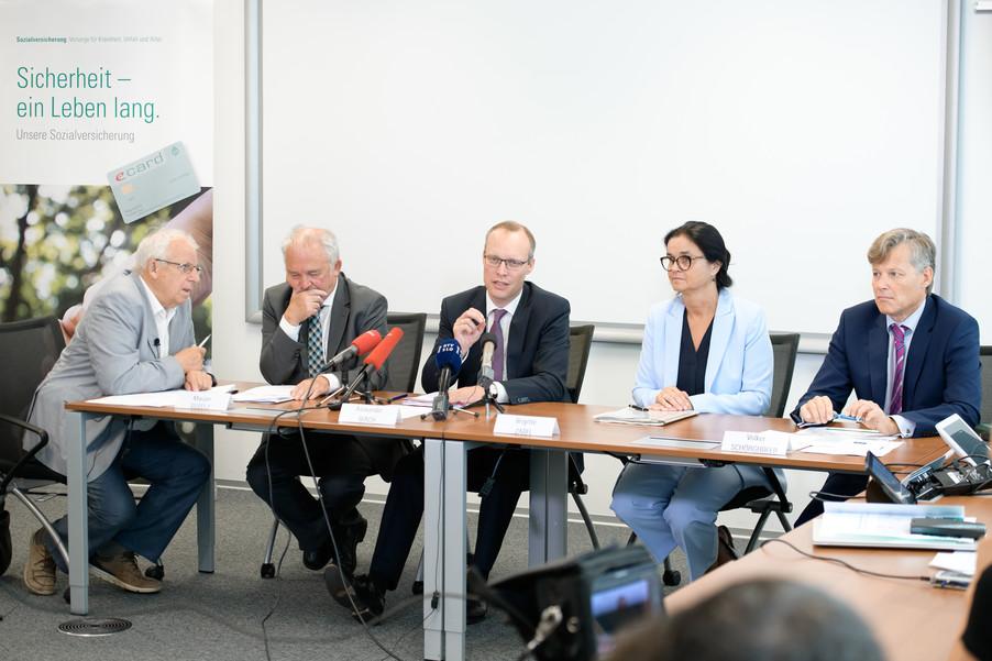 Bild 14 | Der Austausch von Sozialversicherungsinformationen  in der  EU ist jetzt online