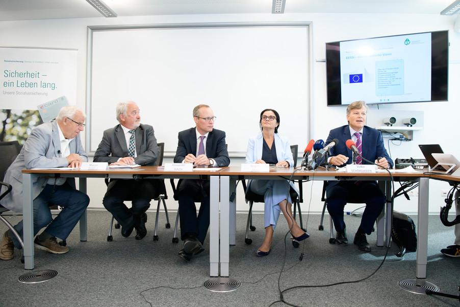 Bild 29 | Der Austausch von Sozialversicherungsinformationen  in der  EU ist jetzt online