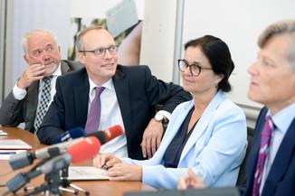 Bild 34 | Der Austausch von Sozialversicherungsinformationen  in der  EU ist jetzt online
