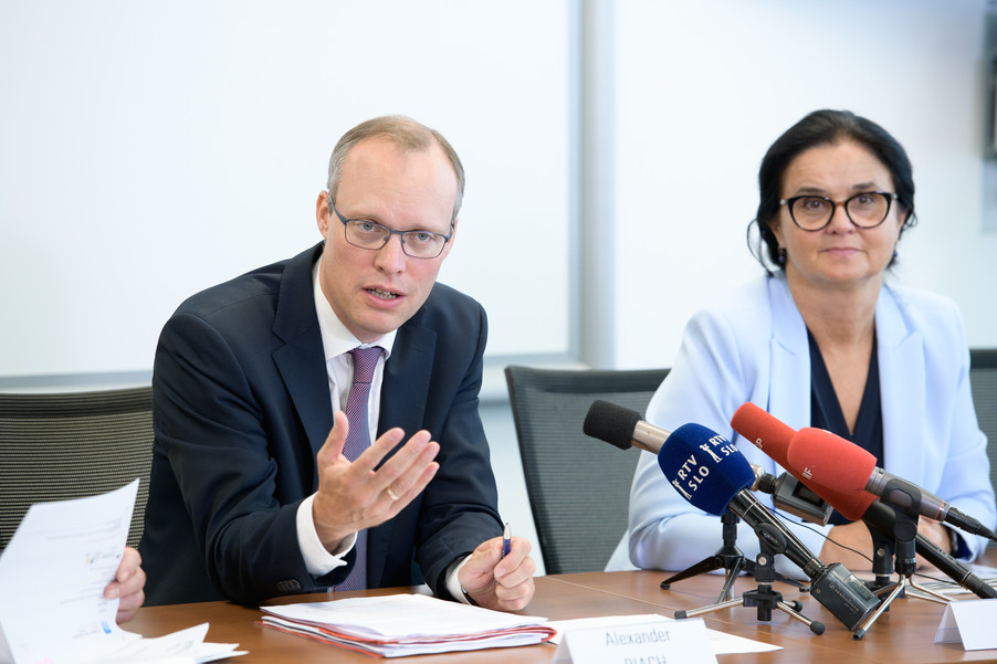 Bild 38 | Der Austausch von Sozialversicherungsinformationen  in der  EU ist jetzt online