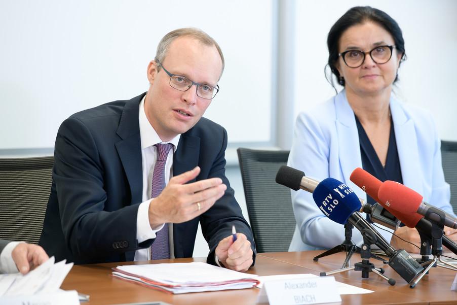 Bild 40 | Der Austausch von Sozialversicherungsinformationen  in der  EU ist jetzt online