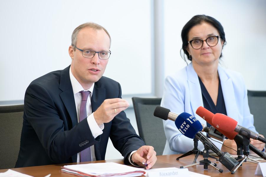 Bild 41 | Der Austausch von Sozialversicherungsinformationen  in der  EU ist jetzt online