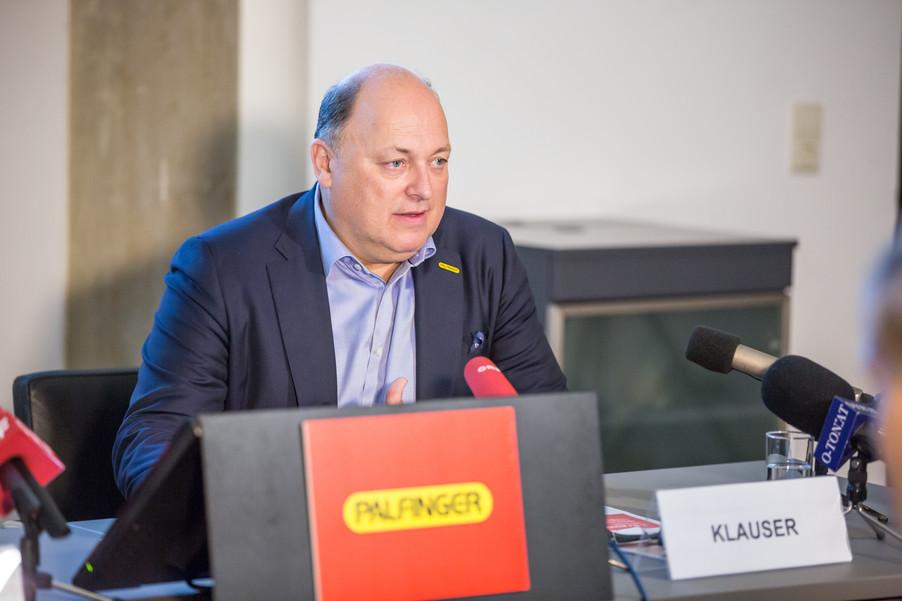 Bild 5 | Pressekonferenz PALFINGER AG