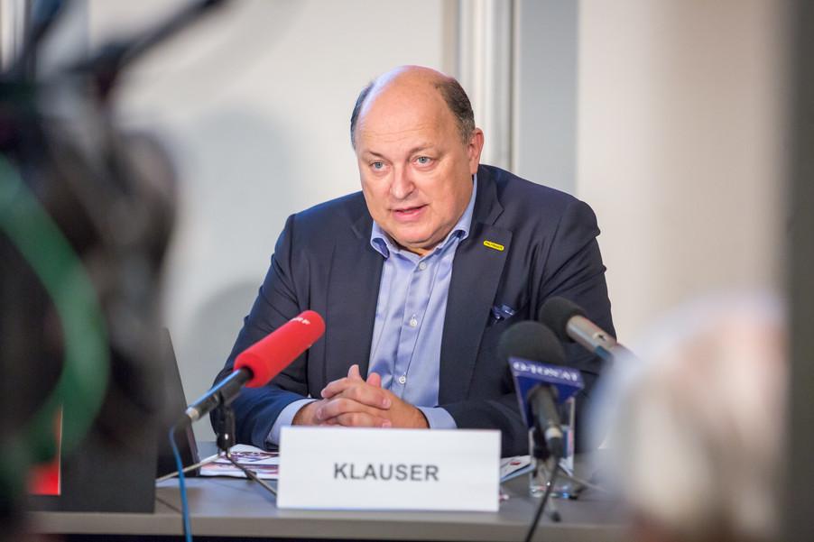 Bild 10 | Pressekonferenz PALFINGER AG
