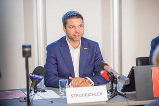 Bild 13 | Pressekonferenz PALFINGER AG