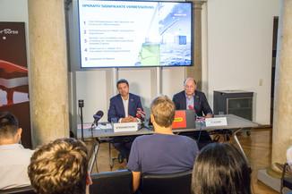 Bild 16 | Pressekonferenz PALFINGER AG