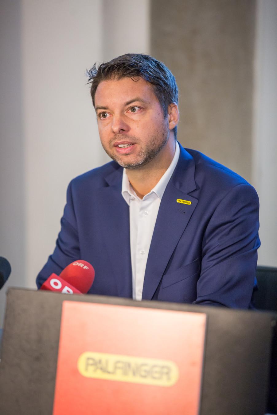 Bild 17 | Pressekonferenz PALFINGER AG