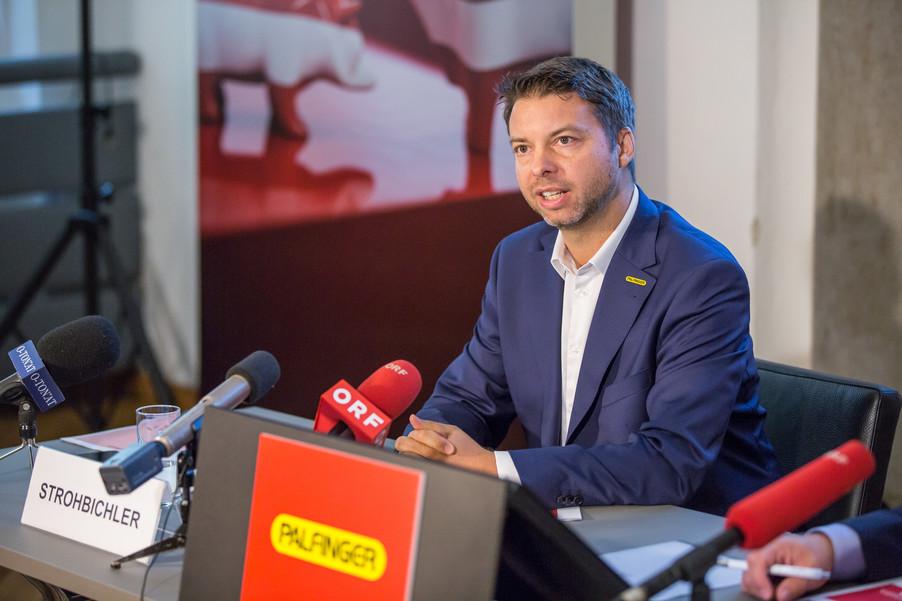 Bild 18 | Pressekonferenz PALFINGER AG