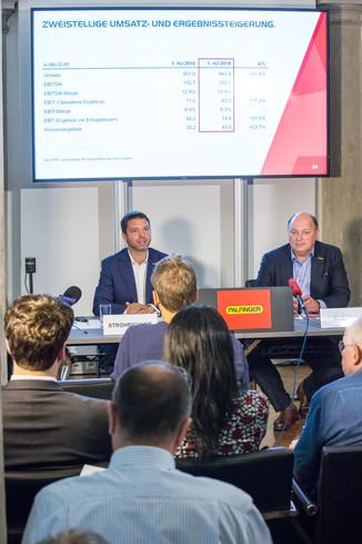 Bild 20 | Pressekonferenz PALFINGER AG