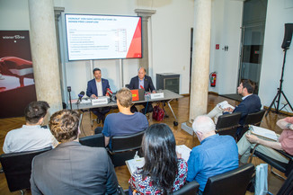 Bild 22 | Pressekonferenz PALFINGER AG