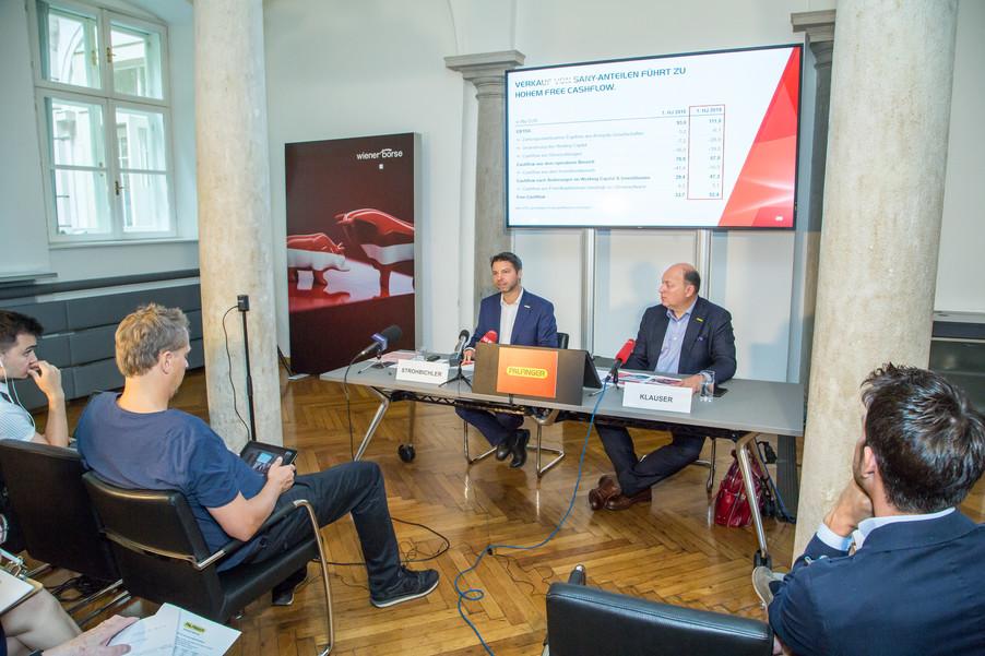 Bild 23 | Pressekonferenz PALFINGER AG