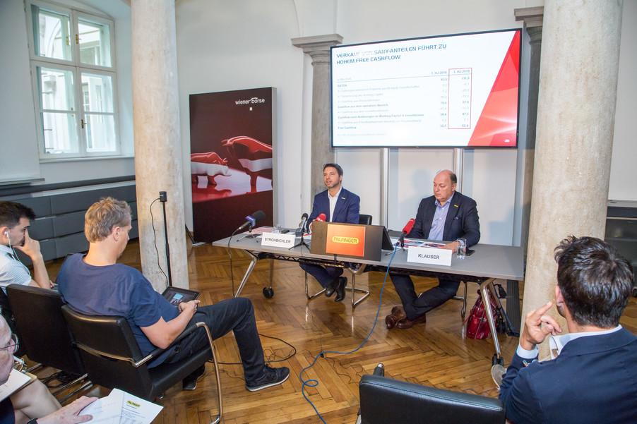 Bild 25 | Pressekonferenz PALFINGER AG