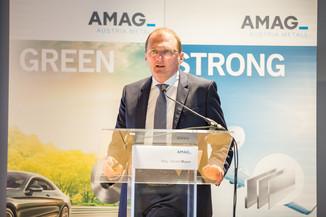 Bild 1 | AMAG Austria Metall AG Halbjahresbilanz-PK
