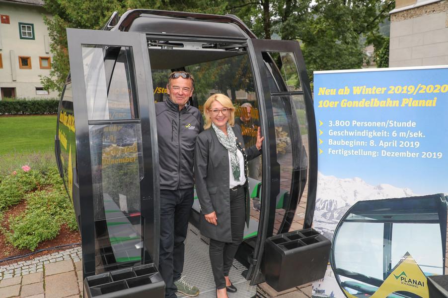 Bild 4   SCHALDMING - 2019-08-20 - Planai & Leutgeb Entertainment Group präsentieren das Line-Up vom Ski ...