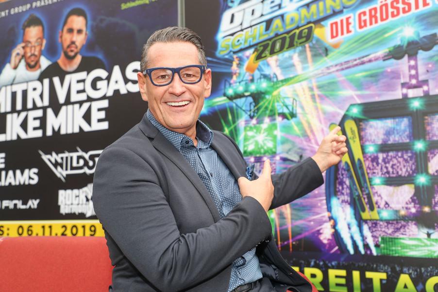 Bild 7   SCHALDMING - 2019-08-20 - Planai & Leutgeb Entertainment Group präsentieren das Line-Up vom Ski ...