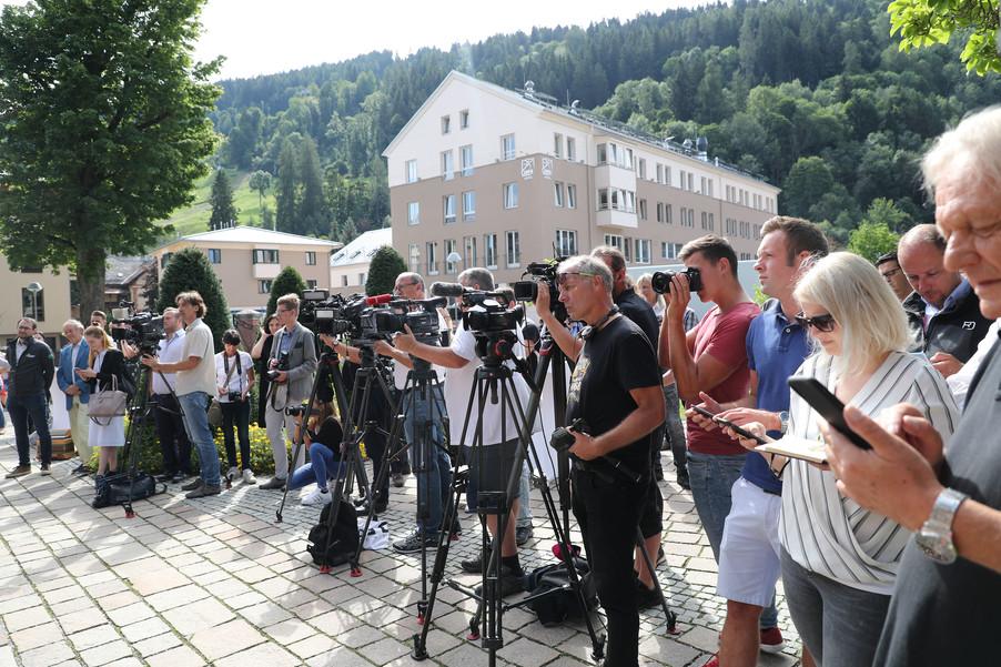 Bild 25   SCHALDMING - 2019-08-20 - Planai & Leutgeb Entertainment Group präsentieren das Line-Up vom Ski ...