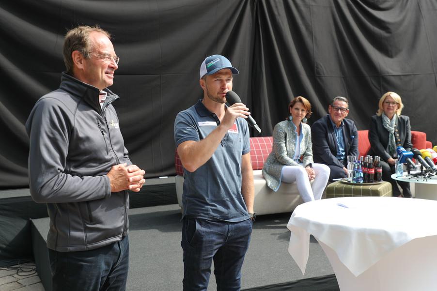 Bild 26   SCHALDMING - 2019-08-20 - Planai & Leutgeb Entertainment Group präsentieren das Line-Up vom Ski ...