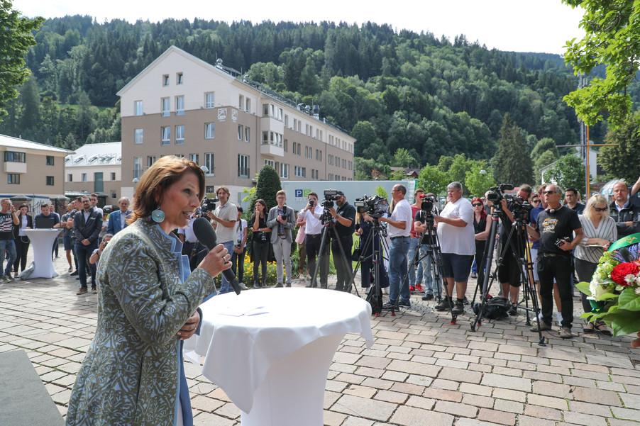 Bild 27   SCHALDMING - 2019-08-20 - Planai & Leutgeb Entertainment Group präsentieren das Line-Up vom Ski ...