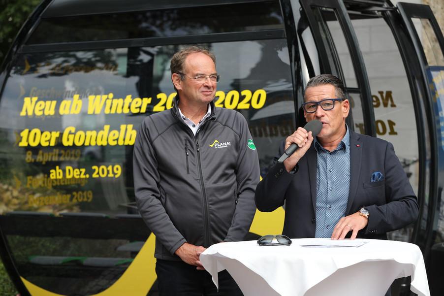 Bild 32   SCHALDMING - 2019-08-20 - Planai & Leutgeb Entertainment Group präsentieren das Line-Up vom Ski ...