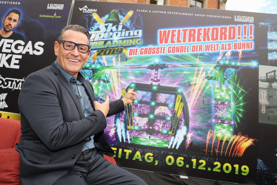 Bild 37   SCHALDMING - 2019-08-20 - Planai & Leutgeb Entertainment Group präsentieren das Line-Up vom Ski ...